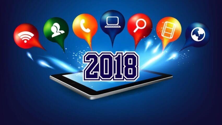 ELEVEN MOBILE APPLICATION DEVELOPMENT TRENDS THAT ARE AVAILABLE TO RULE 2018