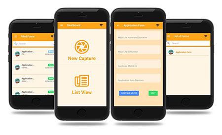 Geniforms Android App Development