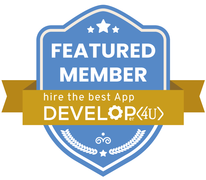 'Top Mobile App Development Company' By Develop4U