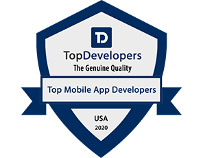 'Top Mobile App Developers USA 2020' By TopDevelopers